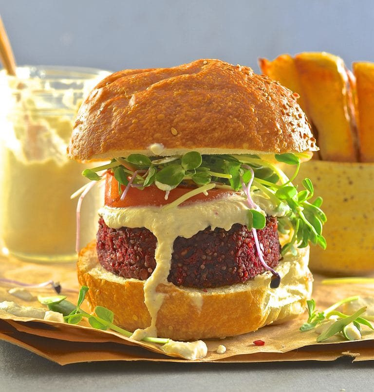 Beet-Lentil-Quinoa-Burger-Copy-768x806